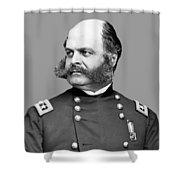 General Burnside Shower Curtain