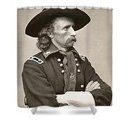General Custer Shower Curtain
