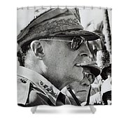 General Douglas Macarthur, 1944 Shower Curtain