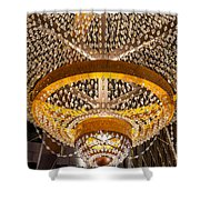 General Electric Cleveland Playhouse Chandelier Shower Curtain