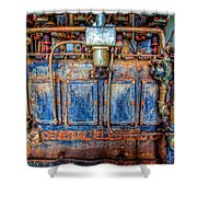 General Electric Shower Curtain