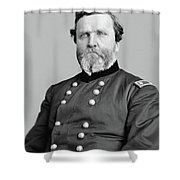 General George Thomas Shower Curtain