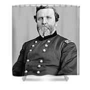 General George Thomas Shower Curtain by War Is Hell Store