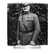 General John J. Pershing Shower Curtain