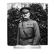 General John J. Pershing Shower Curtain