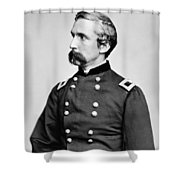 General Joshua Chamberlain  Shower Curtain