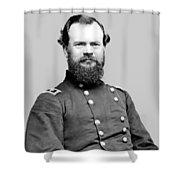 General Mcpherson Shower Curtain