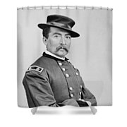 General Sheridan Shower Curtain