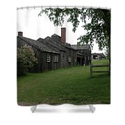 Genesee Country Village 1427 Shower Curtain