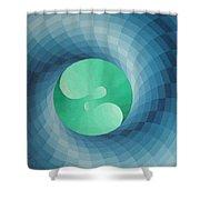 Genesis 4 Shower Curtain