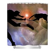 Genesis One Twenty Seven Shower Curtain