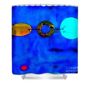 Genisis 3 Shower Curtain