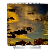 Genisis Shower Curtain
