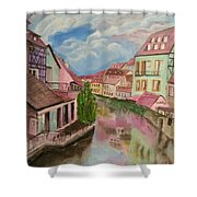 Gent Shower Curtain