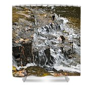 Gentle Falls Shower Curtain