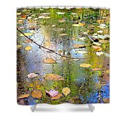 Gentle Nature Shower Curtain