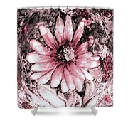 Gentle Thoughts Shower Curtain