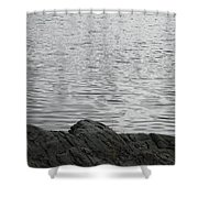 Gentle Waters Shower Curtain