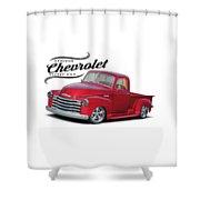 Genuine Street Rod Shower Curtain
