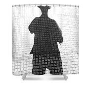 Geometric Agent 2015 1 Of 1 Shower Curtain