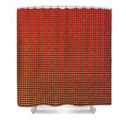Geometric Art 330 Shower Curtain