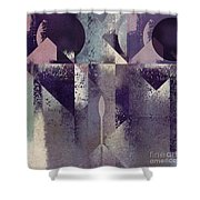 Geomix-04 - C57at22b2e Shower Curtain