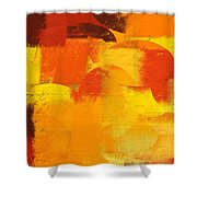 Geomix 05 - 01at01 Shower Curtain