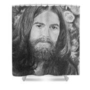George Harrison Shower Curtain