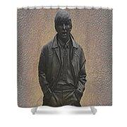 George Harrison N F Shower Curtain