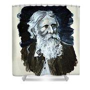 George Macdonald Shower Curtain