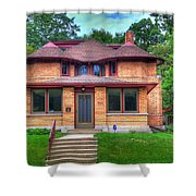 George W. Furbeck House Shower Curtain