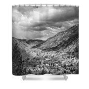 Georgetown Colorado Shower Curtain