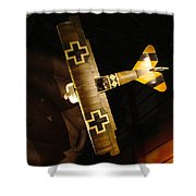 German Wwi Attack Shower Curtain