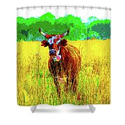 Gertrude Shower Curtain