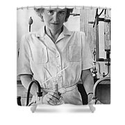 Gerty Theresa Cori Shower Curtain