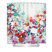 Get Home Late Shower Curtain