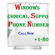 Get Technical Support For Windows Shower Curtain