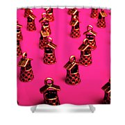 Get Wells Soon Shower Curtain