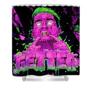 Getter Shower Curtain