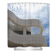 Getty Shower Curtain
