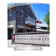Gettysburg National Park Museum And Visitor Center Shower Curtain