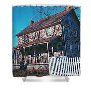 Gettysburg Series Weikert House Shower Curtain