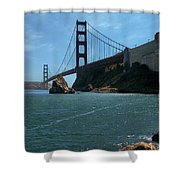 Gg Horseshoe Bay Shower Curtain