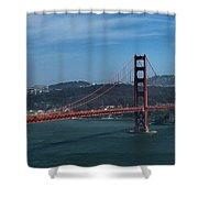 Gg San Francisco Shower Curtain