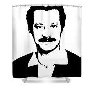 Ghassan Kanafani Shower Curtain
