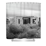 Ghiacciare La Casa Shower Curtain