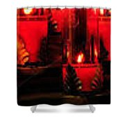 Ghost Light - St Bartholomew Shower Curtain