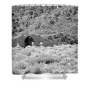 Ghost Of Colorado Shower Curtain