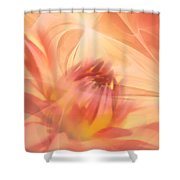 Ghost Of Ophelia Shower Curtain
