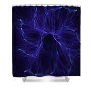 Ghost Of Springs Passion Shower Curtain